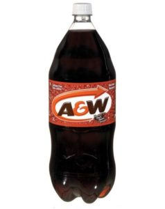 boisson gazeuse racinette A&W root beer