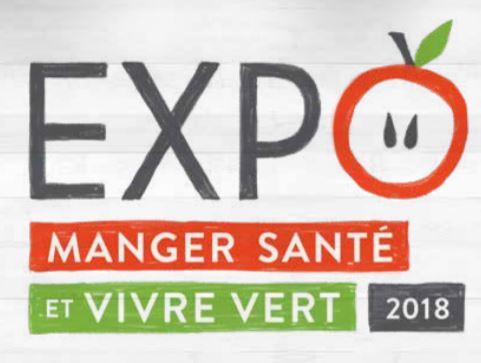 Expo manger santé et vivre vert 2018