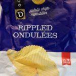 Croustilles ondulées Gourmet D