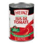 Jus de tomates en conserve Heinz