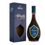 Liqueur de bleuets Bran Afinata, directement de la Transylvanie, en Roumanie