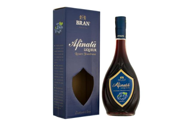 Liqueur aux bleuets Bran Afinata
