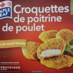 Croquettes de poitrine de poulet Maple Leaf