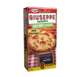 Mini pizzas au pepperoni et au bacon Giuseppe de Dr. Oetker