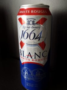 Kronenbourg aux fruits rouges