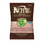 Croustilles Kettle sel de l'hymalaya et cuisson avec huile d'avocat