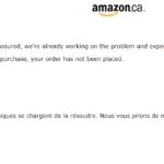 Quelques difficultés pour Amazon.ca au Prime Day du 16 juillet 2018