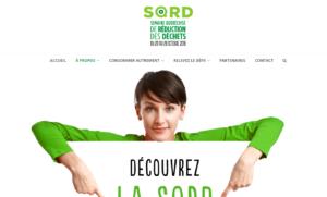 Semaine québécoise de réduction des déchets