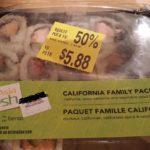 Acheter des sushis à rabais… une mauvaisée idée