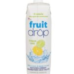 Fruit Drop 0 calorie au citron lime