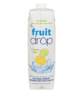 breuvage Fruit Drop Citron Lime par Oasis