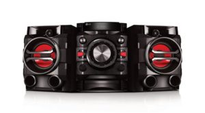 mini chaîne audio LG Electronics CM4360 230W