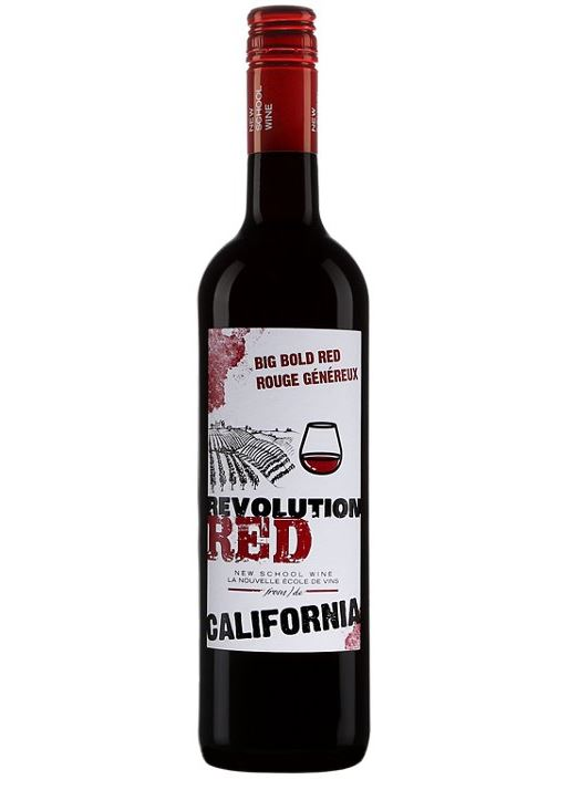 vin Revolution Red