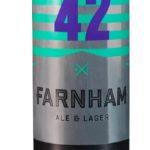 Pale Ale estivale de la brasserie Farnham Ale & Lager