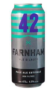 Farnham Pale Ale Estivale