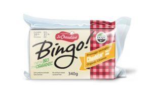 Bingo! fromage biologique cheddar La Chaudière