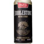 Bière Cobblestone Nitro Stout de la Mill St. Brewery