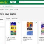Dollorama lance son magasin en ligne