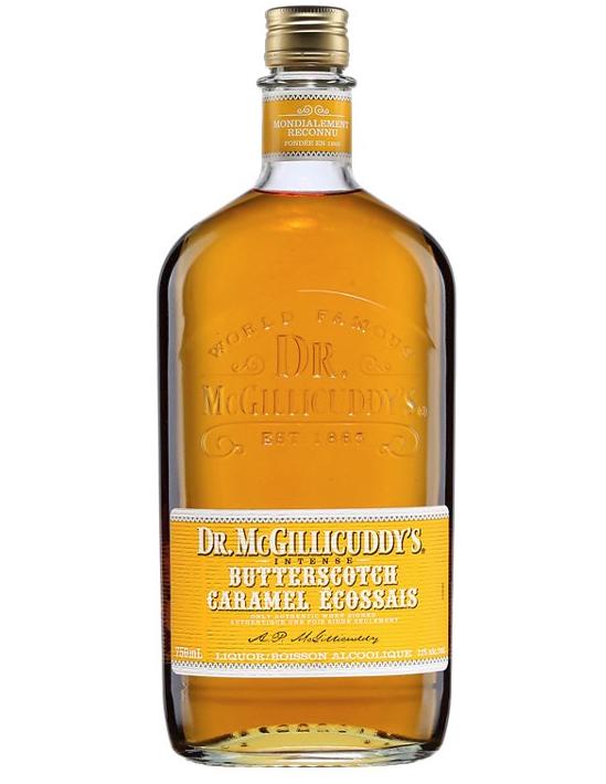 Dr. McGillicuddy's Caramel Écossais