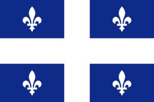 Drapeau du Québec - budget du gouvernement du Québec