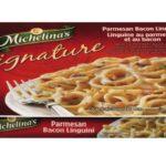 Michelina's Signature linguine au parmesan et au bacon
