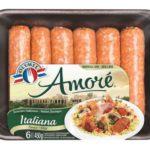 Saucisses Italiana douce, Amoré d'Olymel