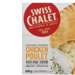 Pâté au poulet Swiss Chalet