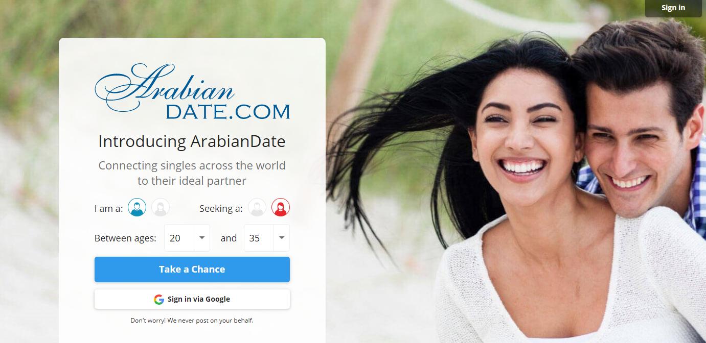 Arabian Date, site de rencontre en ligne