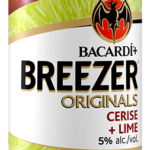Bacardi Breezer Originals Cerise + Lime