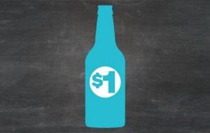A buck a beer - LCBO - bière à 1$