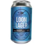 A buck a beer - Loon lager - bière à 1$ en Ontario