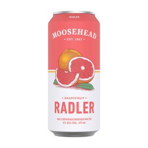 bière Moosehead Grapefruit Radler