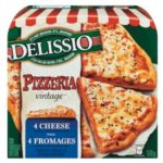 Pizza Delissio Pizzeria Vintage 4 fromages