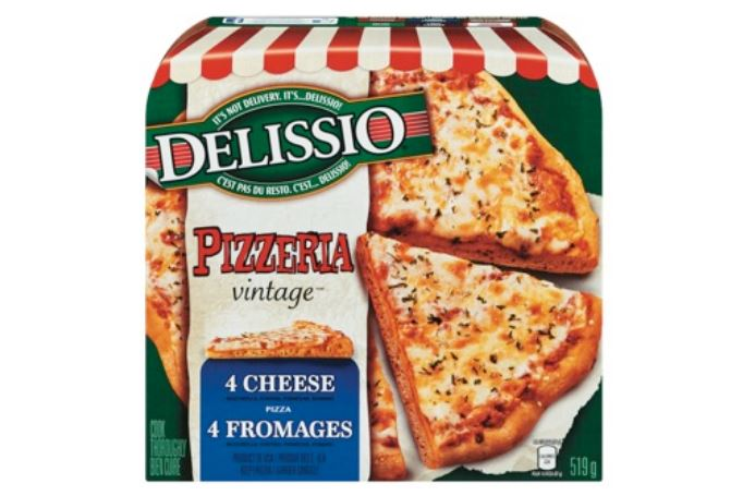 Pizza Delissio Vintage 4 fromages
