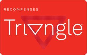 Programme de récompenses Triangle