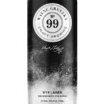 Bière Wayne Gretzky No. 99 Rye Lager