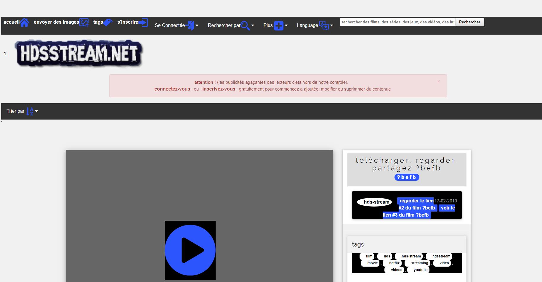 HDSSTREAM.NET