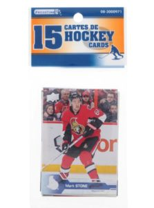 Cartes de hockey Presstine