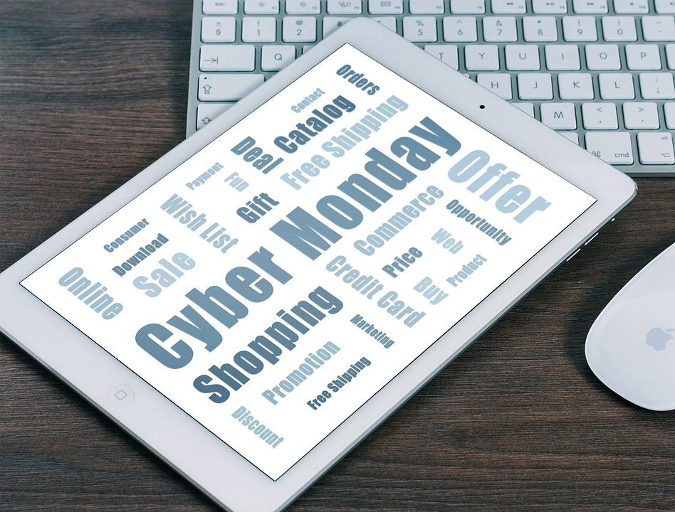 Cyber Monday - Cyber lundi
