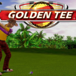Golden Tee, un jeu de golf peu intituif