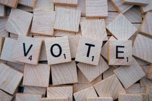 Votre vote aux élections