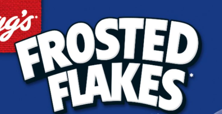 Frosted Flakes de Kellogg's