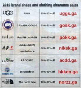 Des espadrilles Nike, New Balance ou Adidas à 90% de rabais !!!