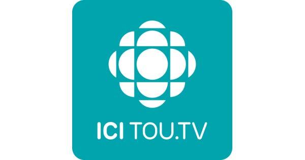 L'application ICI Tou.tv qui permet entre autre, d'écouter l'émission Enquête