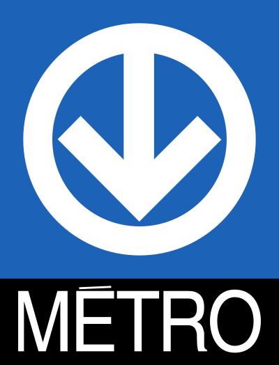 Station de métro Sauvé