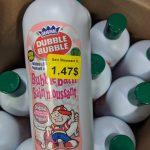 Aubaine vedette de la semaine: le savon Dubble Bubble à 1,47$