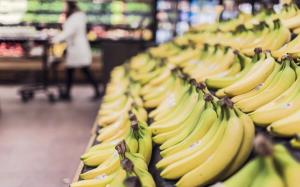 Visite au supermarché en temps de pandémie