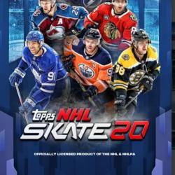 Collectionner les cartes de hockey avec Topps NHL Skate 20